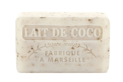 Exfoliating Soap Coconut Milk 125g