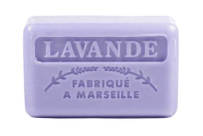 French Soap Lavender Artisan 125g