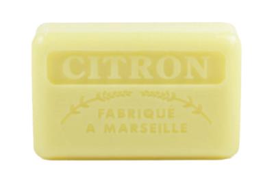 French Soap Lemon Artisan125g