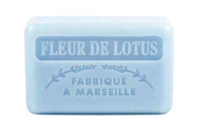French Soap Lotus Blossom Artisan 125g