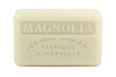 French Soap Magnolia Artisan 125g