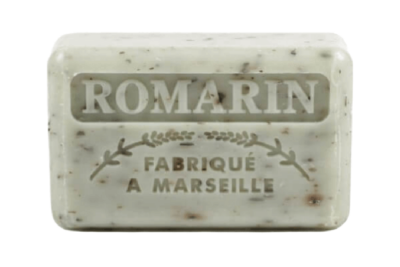 Exfoliating Soap Rosemary 125g