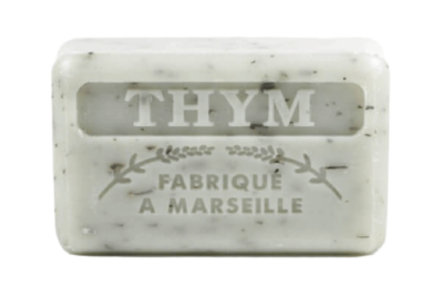 Exfoliating Soap Thyme 125g