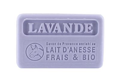 Donkey Milk French Soap - lavender