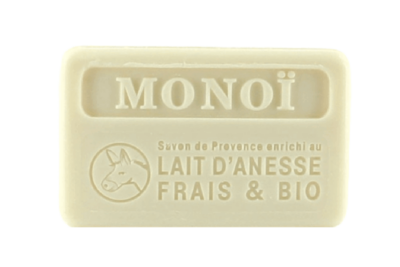 Donkey Milk French Soap - monoi
