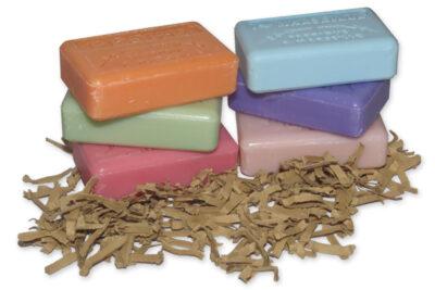 Natural french soap bars