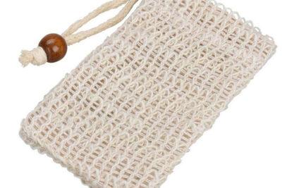 Natural Hemp-soap-bag