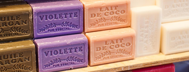 French Market Soap