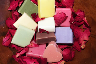 French-gift-soap-selection