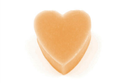 Grapefruit-heart-gift-soap